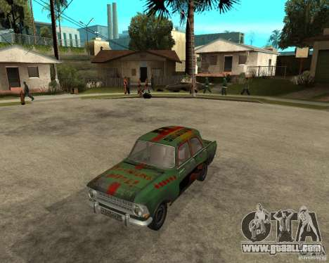 Moskvich 412 bloodring for GTA San Andreas