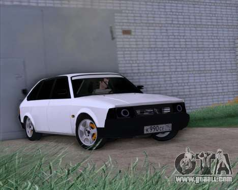 Moskvich 2141 for GTA San Andreas