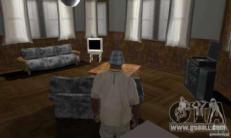 New Interiors - Mod for GTA San Andreas eleventh screenshot