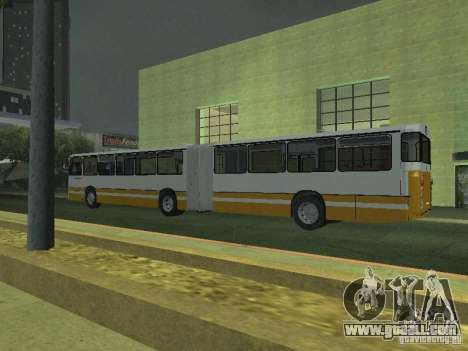 Trailer for Mercedes-Benz 0305G for GTA San Andreas