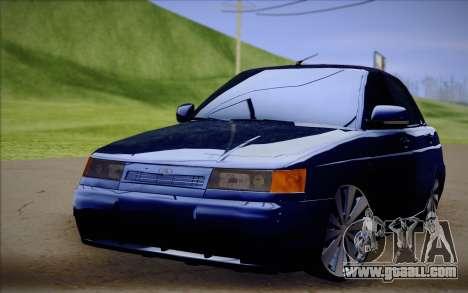 VAZ-2110 for GTA San Andreas