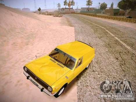 GAZ-24 Volga 02 Van for GTA San Andreas left view