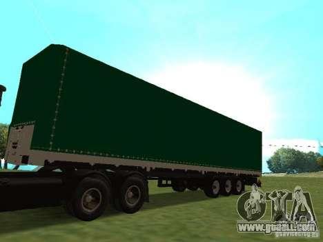 Nefaz 93344 Green for GTA San Andreas