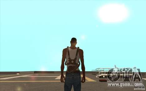 Parachute for GTA San Andreas second screenshot