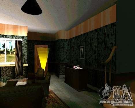 New home CJ v2.0 for GTA San Andreas second screenshot