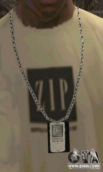 Chain for GTA San Andreas third screenshot