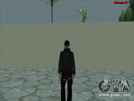 GuF for GTA San Andreas forth screenshot