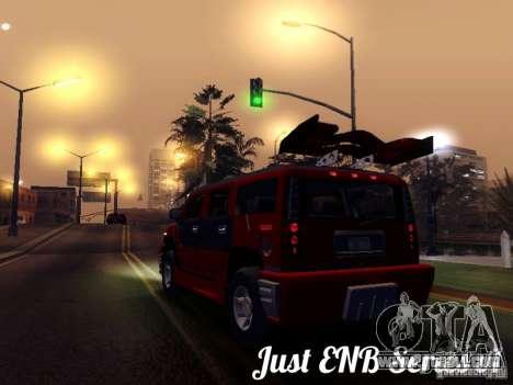 ENBSeries v1 for GTA San Andreas