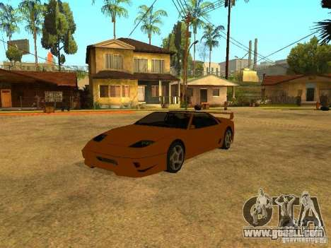 Spawn cars for GTA San Andreas fifth screenshot