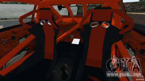 Nissan Silvia S15 HKS for GTA 4 inner view