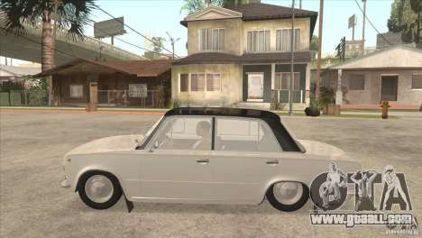 VAZ 2101 Dag for GTA San Andreas right view