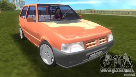 Fiat Uno for GTA Vice City