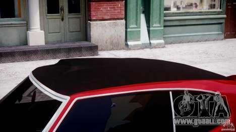Pontiac GTO 1965 v1.1 for GTA 4 engine