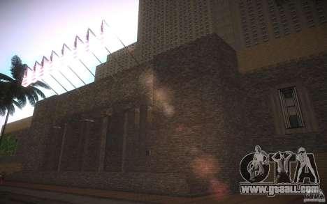 HD Meria for GTA San Andreas second screenshot