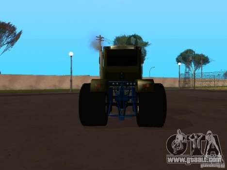 JTA 220 for GTA San Andreas back left view