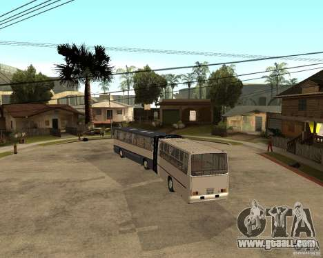 IKARUS 280 for GTA San Andreas back left view