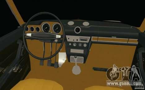 Vaz 2106 Lada for GTA San Andreas upper view