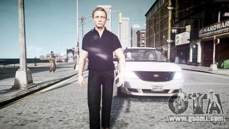 James Bond Skin for GTA 4