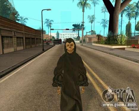 Death for GTA San Andreas