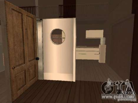 Villa in San Fierro for GTA San Andreas seventh screenshot