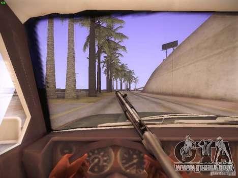 CamHack v1.2 for GTA San Andreas second screenshot
