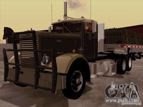 Peterbilt 351 for GTA San Andreas
