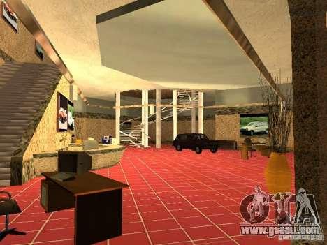 Auto VAZ for GTA San Andreas third screenshot