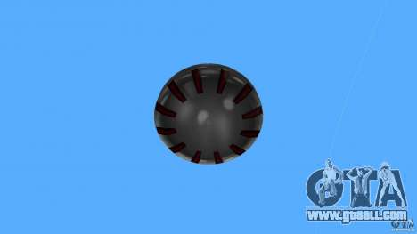 Ultimate Flying Object for GTA Vice City inner view