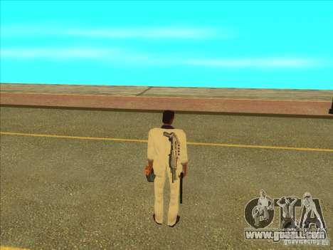 Lance for GTA San Andreas second screenshot