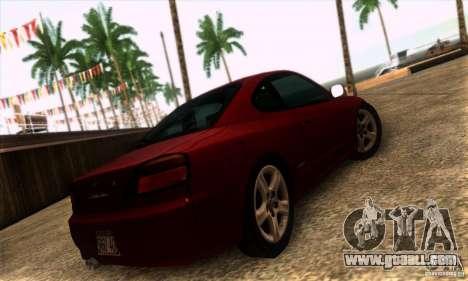Nissan Silvia S15 Tunable for GTA San Andreas left view