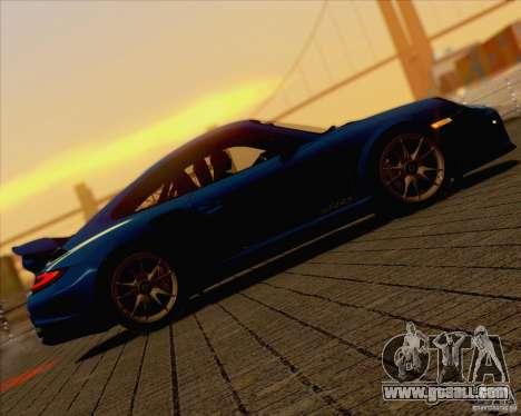 SA_NGGE ENBSeries v1.1 for GTA San Andreas forth screenshot