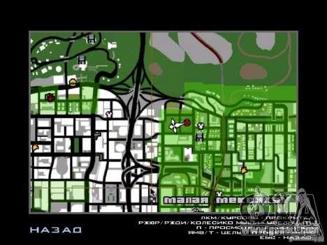 Predator for GTA San Andreas forth screenshot