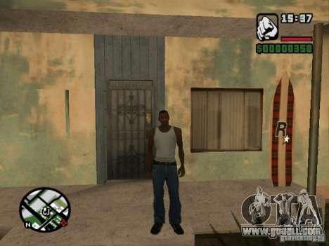 Cerf for GTA San Andreas fifth screenshot