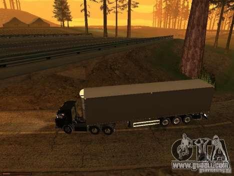 Trailer lights v3.0 for GTA San Andreas third screenshot