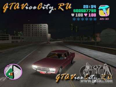 Ford AMC Matador for GTA Vice City