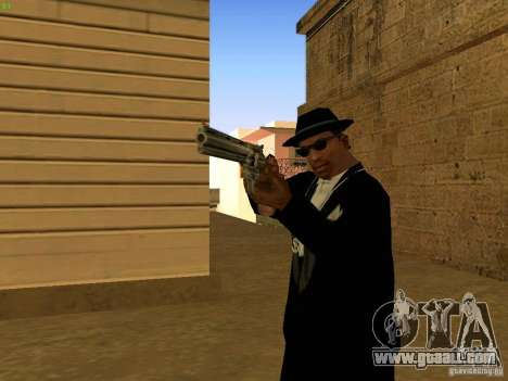 44.Magnum for GTA San Andreas