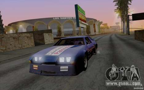 SA Illusion-S SA:MP Edition V2.0 for GTA San Andreas forth screenshot