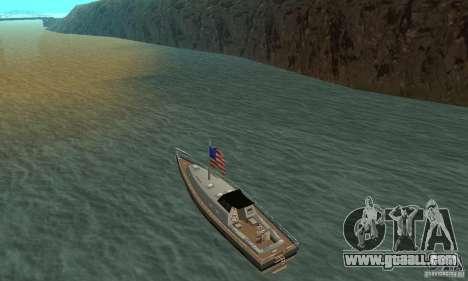 USA Marquis for GTA San Andreas