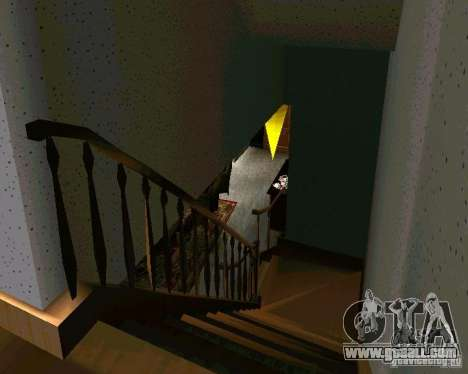 New home CJ v2.0 for GTA San Andreas forth screenshot