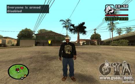 CAMZum beta available from GTA 5 for GTA San Andreas fifth screenshot