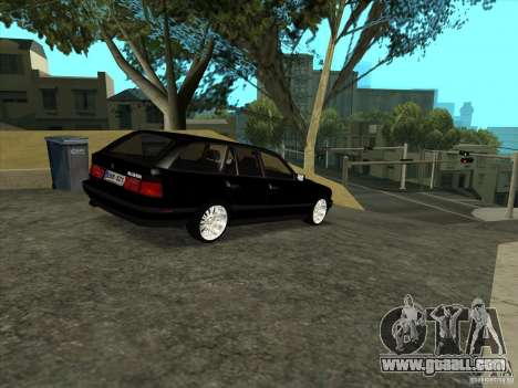 BMW E34 535i Touring for GTA San Andreas right view