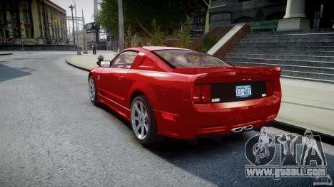 Saleen S281 Extreme - v1.2 for GTA 4 back left view