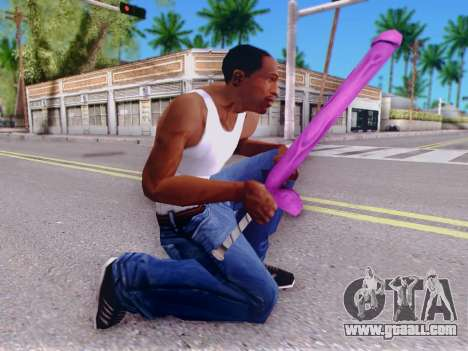 The Penetrator for GTA San Andreas