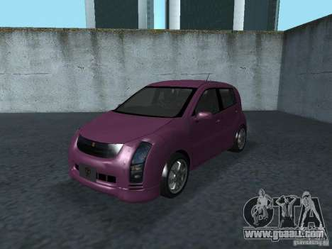 Toyota WiLL Cypha for GTA San Andreas