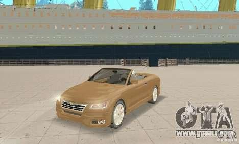 Chrysler Cabrio for GTA San Andreas