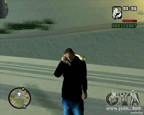 Ambulance for GTA San Andreas second screenshot