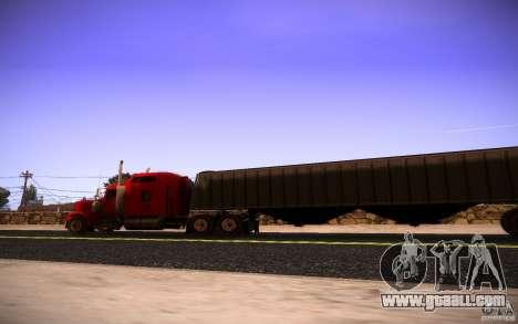 Dumper Trailer for GTA San Andreas