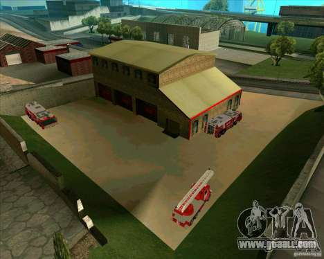 Parked vehicles v2.0 for GTA San Andreas