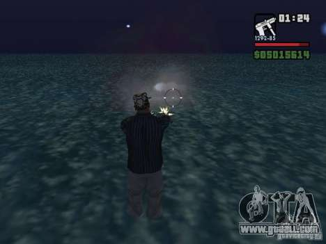 New Realistic Effects for GTA San Andreas seventh screenshot