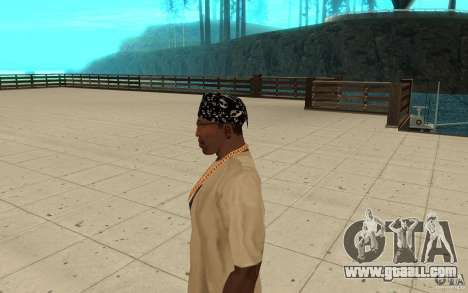Bandana skills for GTA San Andreas second screenshot